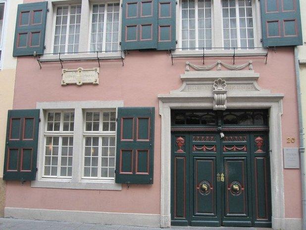 Beethoven Haus y Beethovenhalle (Bonn)