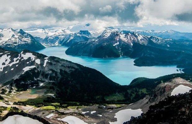 Lago Garibaldi (Canadá)