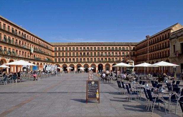 Plaza de la Corredera (Córdoba)