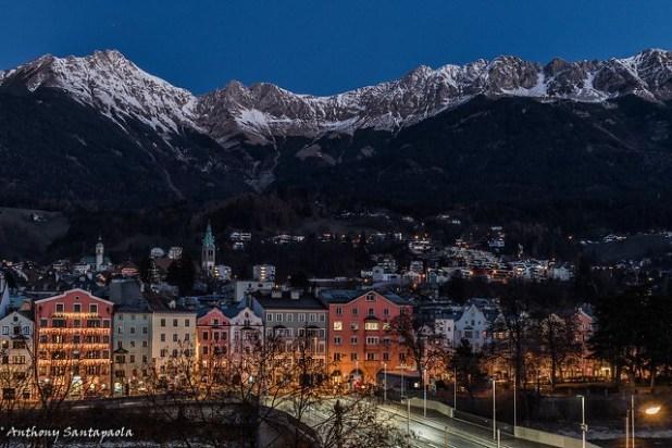 Innsbruck pueblo (Austria)