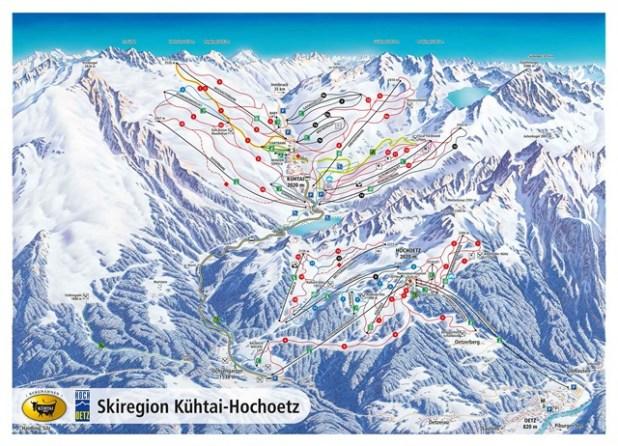 Pistas de esquí de Innsbruck