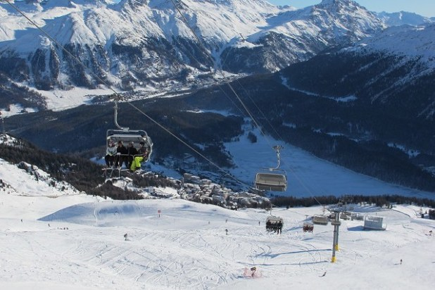 St. Moritz (Suiza)