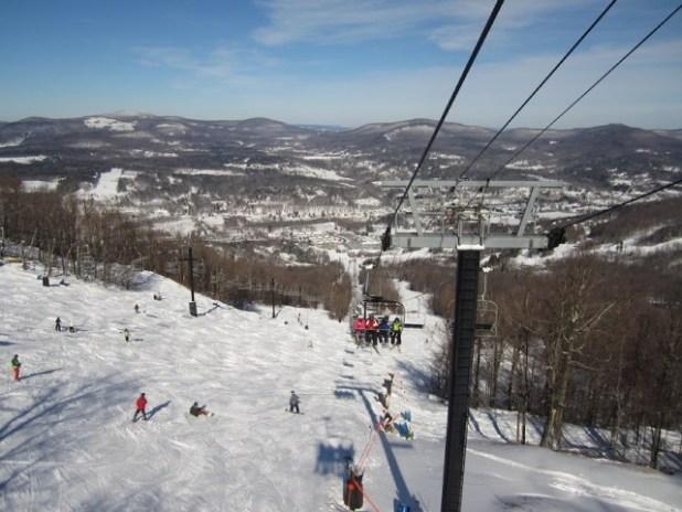 Windham Mountain (esquiando en Nueva York)