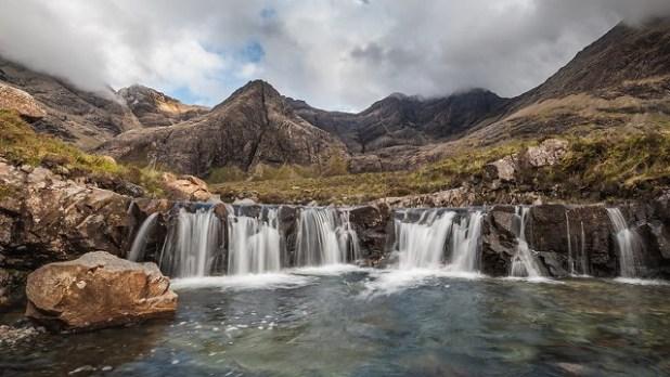 Fairy Pools, Isla de Skye (Escocia)
