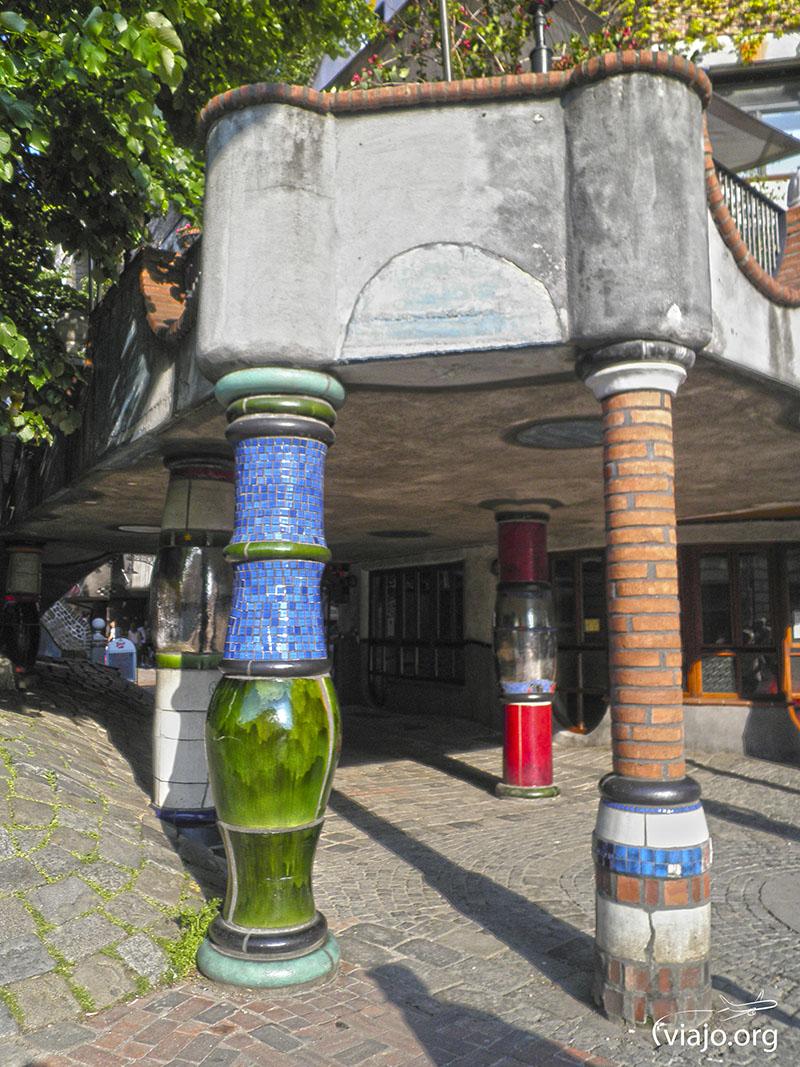 Hundertwasserhaus-Viena