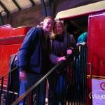 Subiendo al Hogwarts Express