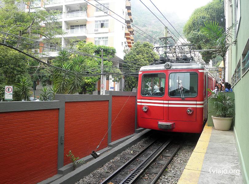 Tren de Corcovado