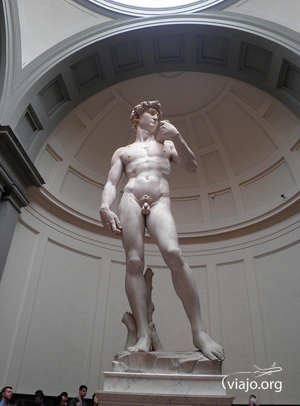 Florencia - El David de Miguel Ángel