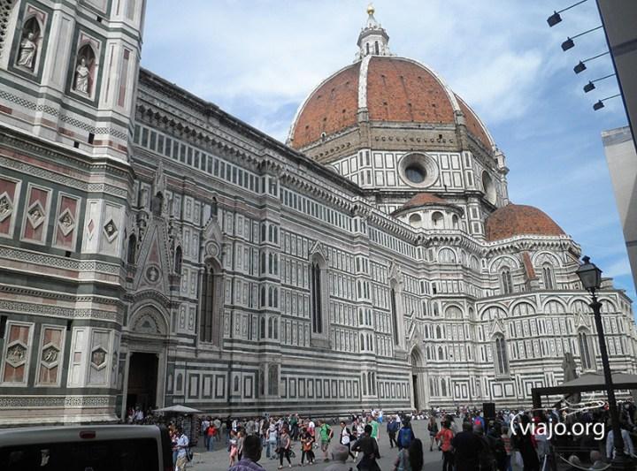Florencia - Piazza del Duomo