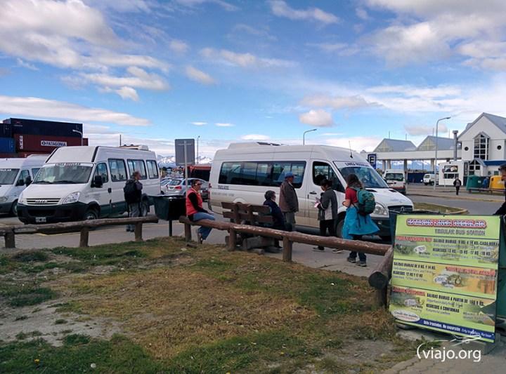 Servicio Regular de Traffics a Laguna Esmeralda