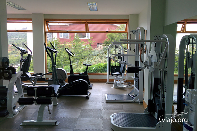 Los Cauquenes Resort - Gimnasio