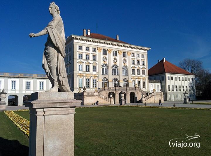 Munich - Palacio de Nymphenburg