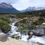 Sendero Laguna Esmeralda - Río Esmeralda