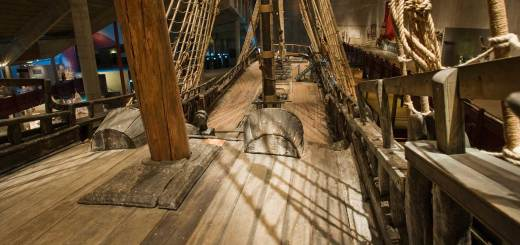 Museo del Buque Vasa en Estocolmo