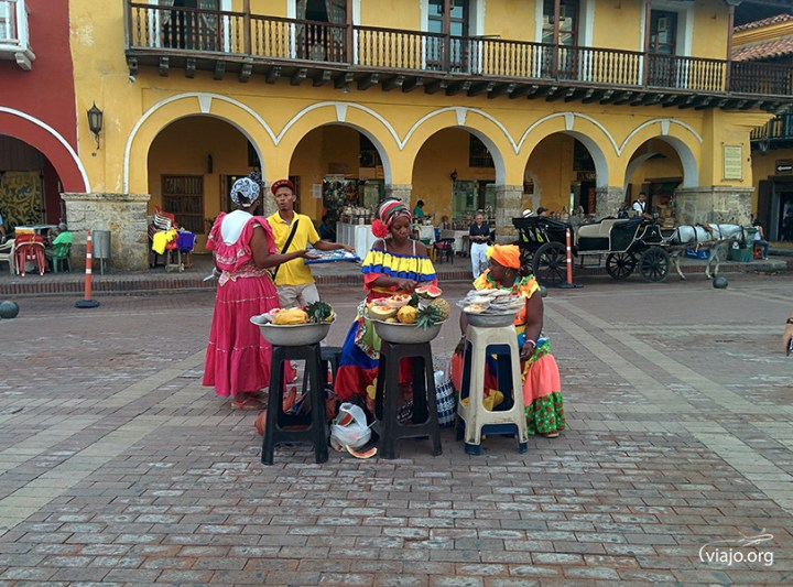 Monarch - Vendedoras en Cartagena de Indias