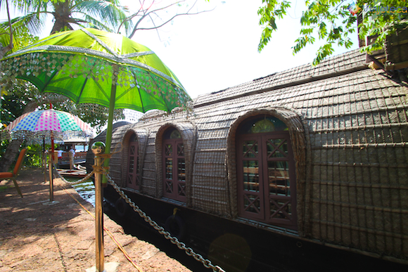 House Boat no Kerala