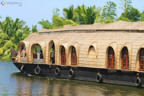 Kerala Boat Houses