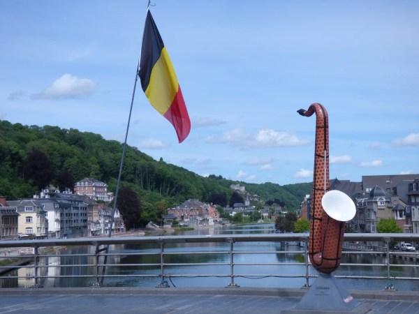 Conhecendo a Bélgica : Adolphe Sax