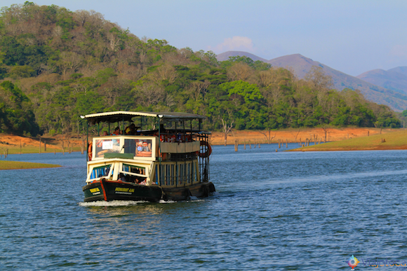 Safari na India – Lago Peryiar (39)