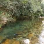 Piscina natural, Minas Gerais