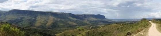 Morro do Carvão, Serra da Canastra