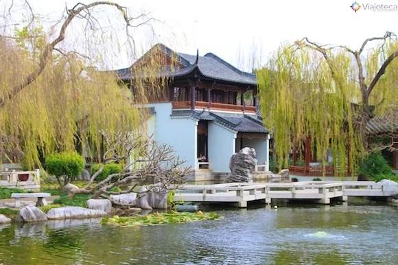 Jardim Chinês em Sydney18
