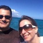Casal Mikix em St Croix