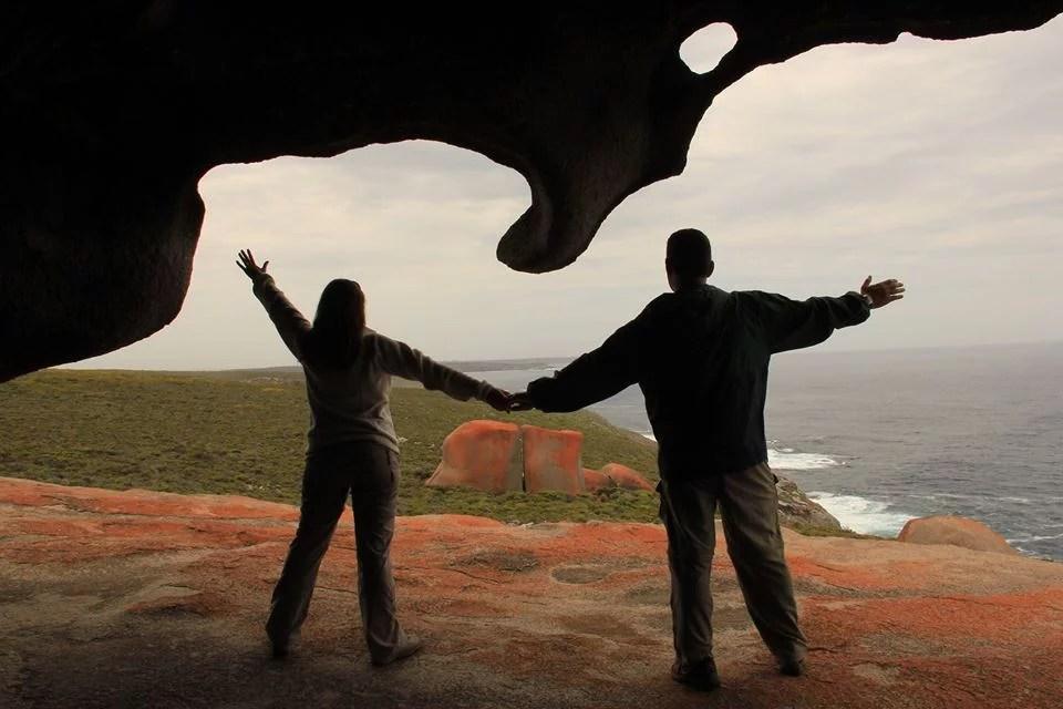 Mirela Matthiesen - Kangaroo Island na Australia