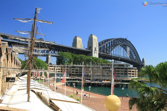 Escalando a Sydney Harbour Bridge (3)