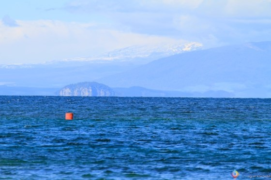 Passeio de Barco pelo Lake Taupo 1