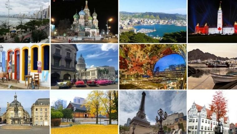 cidades para conhecer em 2017