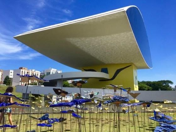 Museu Olho de Curitiba