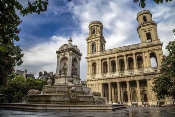 Hotel em Paris em Saint Germain-des-Prés - Saint Sulpice