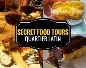 Secret Food Tours em Paris - Quartier Latin