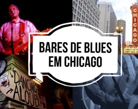 Bares de Blues em Chicago