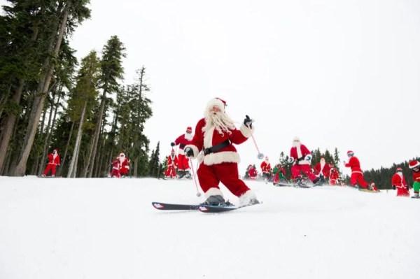 Natal em Whistler