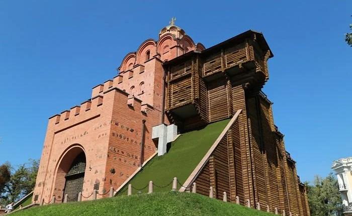 Golden Gate de Kiev exterior6