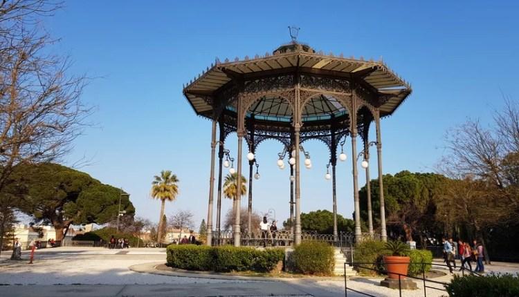 Atrações de Catânia Parque Villa Bellini1