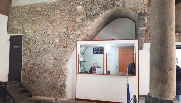 Teatro Romano bilheteria