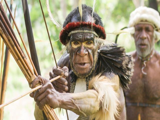 Valle de Baliem en Papua