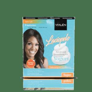 Lacio Pelo Kit de Alisado Avanzado con Yogurt 2 Aplicaciones