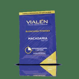 Vialen Polvo Decolorante Macadamia Nut Oil