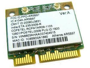 Como acertar o problema da placa wireless Atheros AR5B97