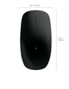 Touch Mouse - Fonte: Microsoft