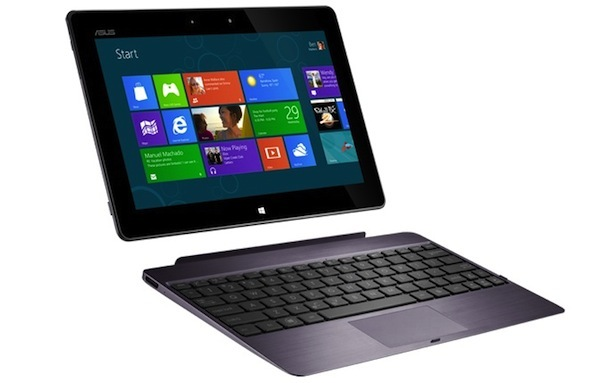 Tablet da Asus com Windows 8 RT