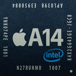 Intel + Apple?