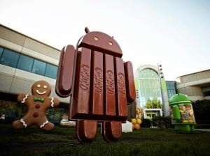 Nova versão do Android KitKat está sendo preparada pelo Google