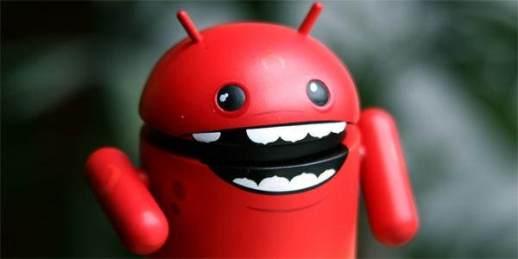 Malware para Android apaga dados do usuário