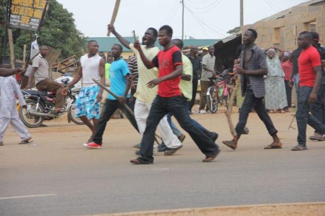 Jos-street repraisal attacks
