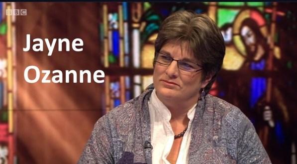 Jayne Ozanne new